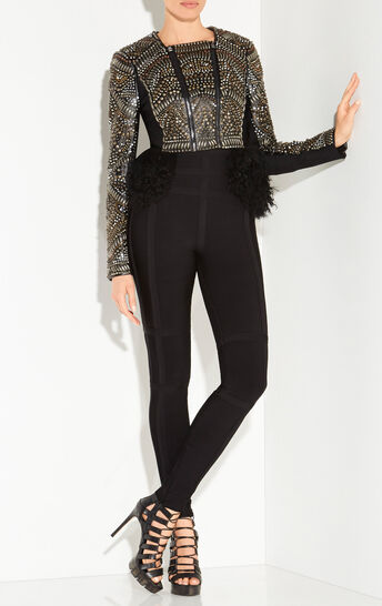 Raquella Multi-Studded Jacket