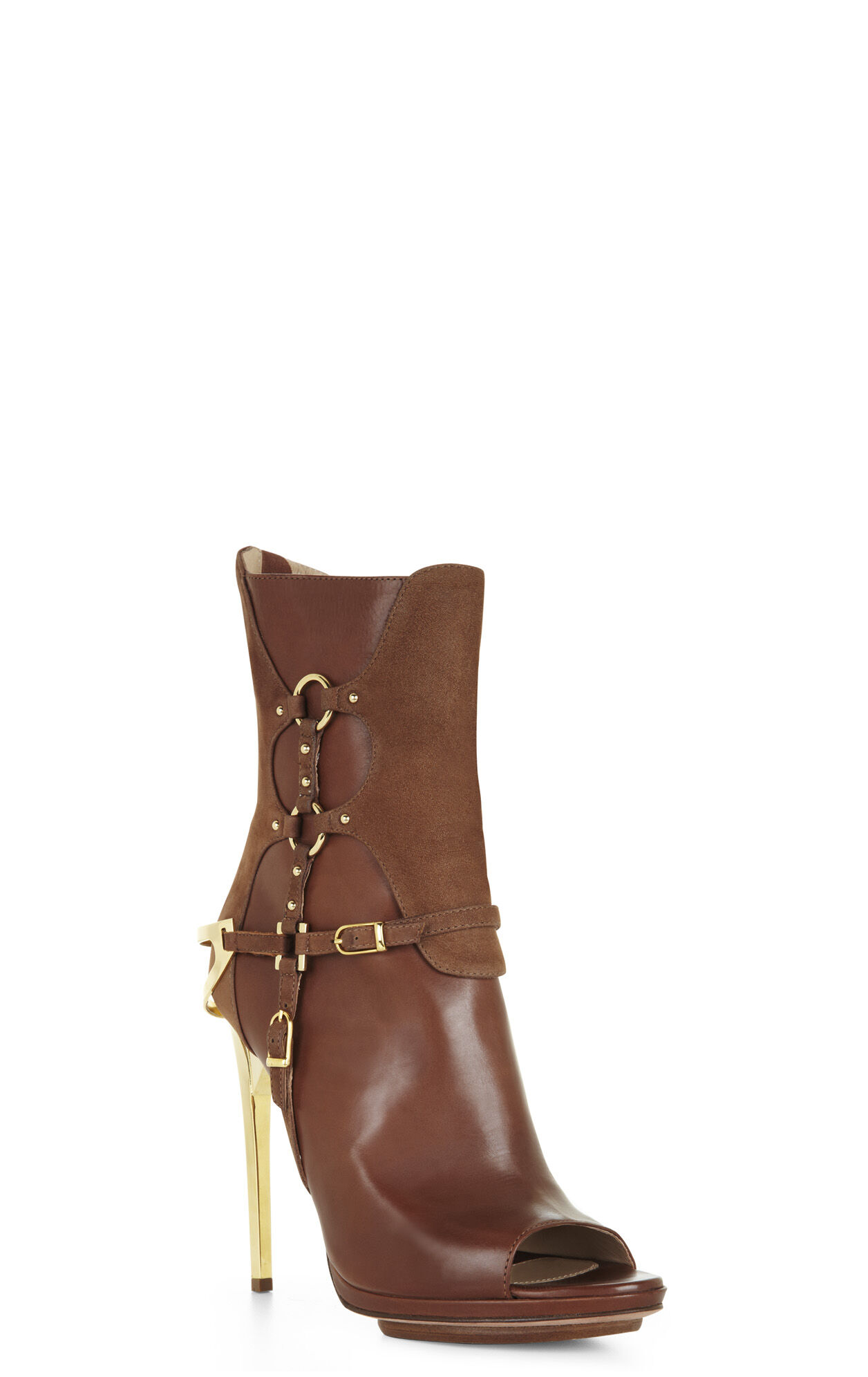 Alyn Leather Boot