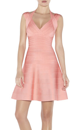 Rebekka Signature Bandage Dress