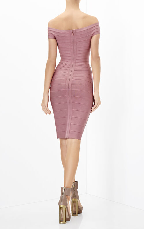 Tayler Novelty Essentials Bandage Dress
