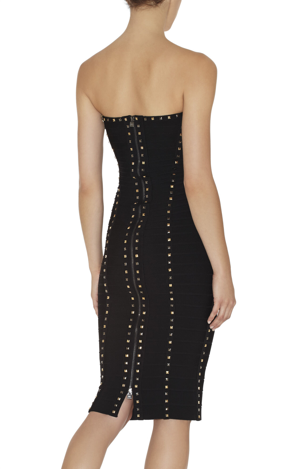 Morgane Studded-Detail Dress