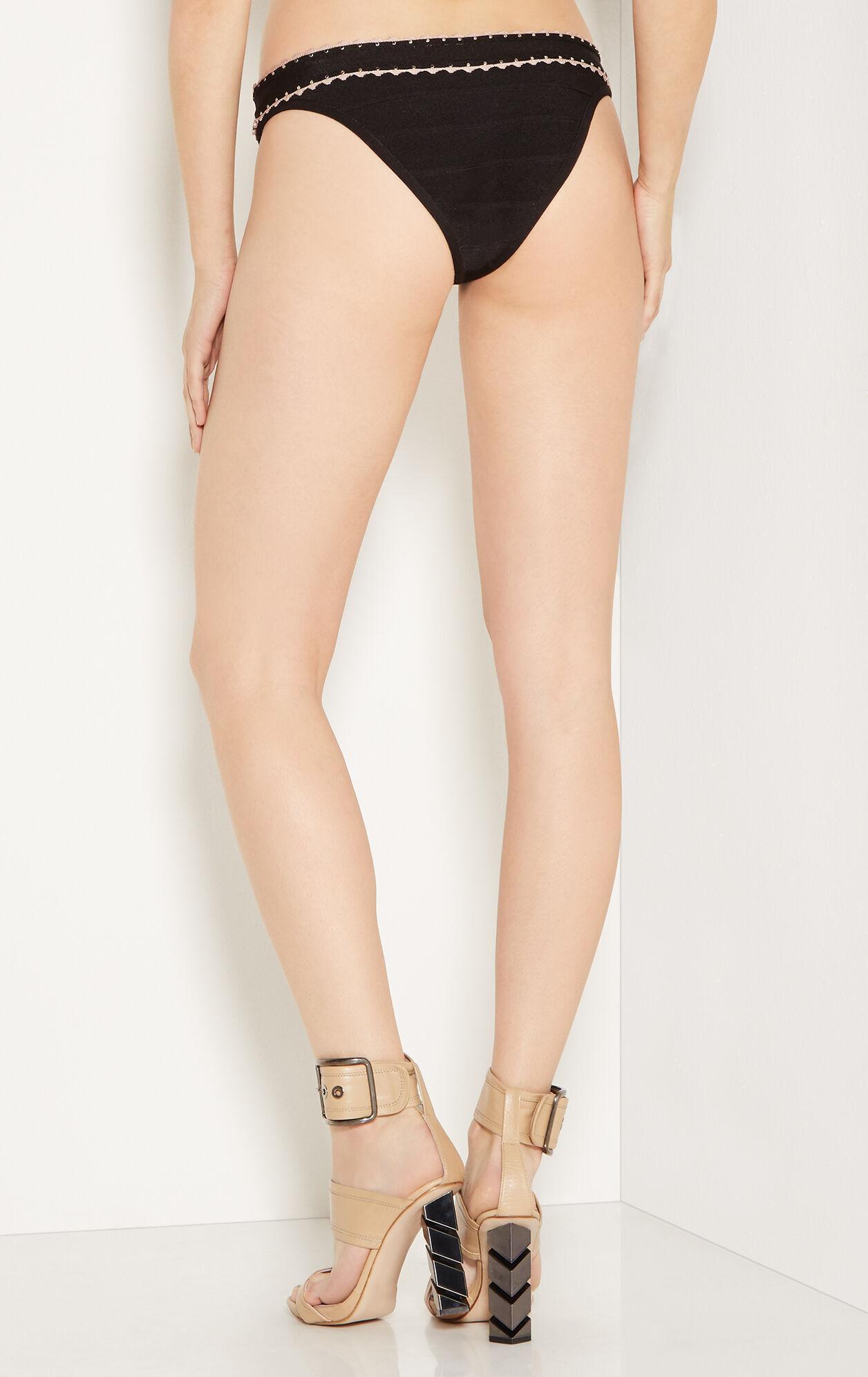 Avva Studded Bandage Bikini Bottom