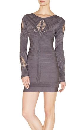 Roselynn Pointelle Development Dress