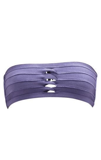 Irina Twist Detail Bandage Bikini Top