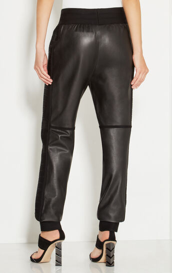 Broderick Leather Pants