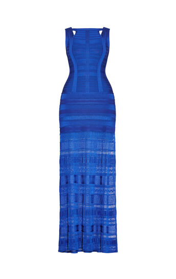 Palma Pointelle Bandage Dress