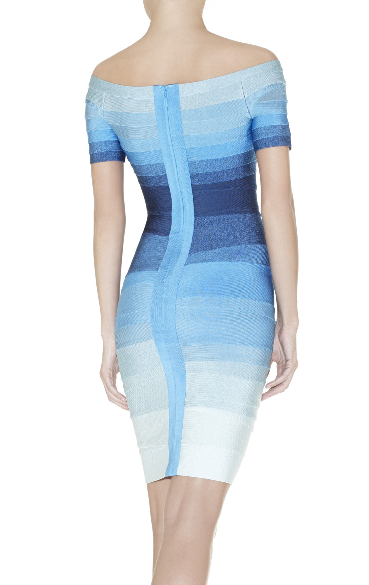 Johanna Ombre Bandage Dress