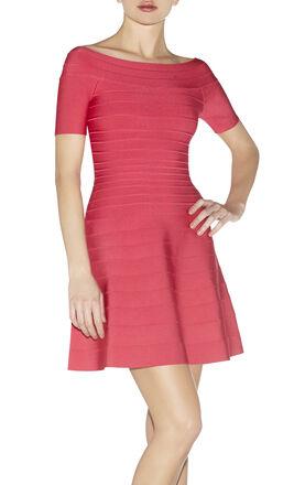 Liza Signature Essentials A-Line Dress