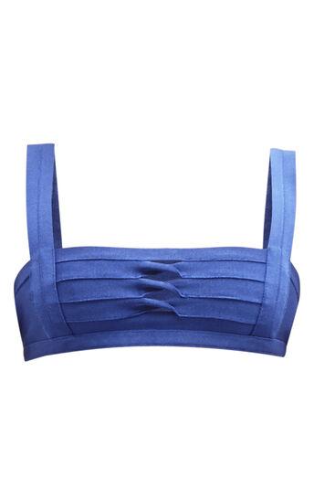 Milou Twist Detail Bandage Bikini Top
