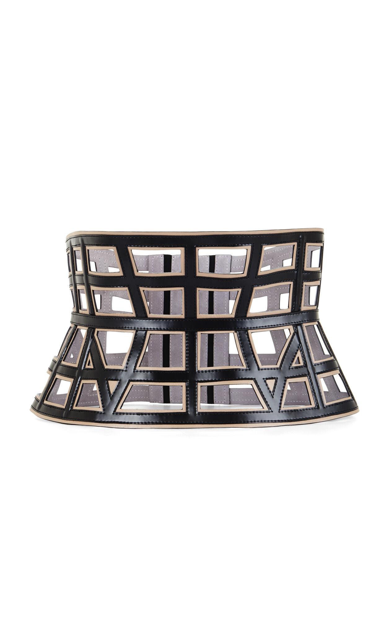 Cage Corset Belt
