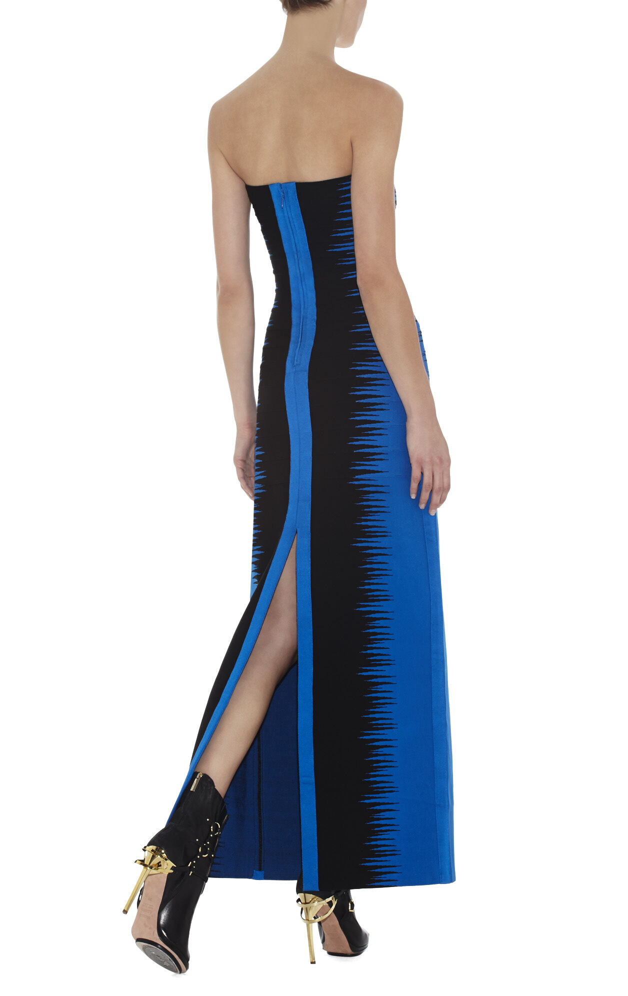 Jacklyn Multi Jacquard Dress