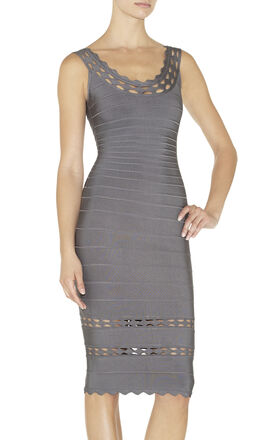 Lilykate Cutout Bandage Dress