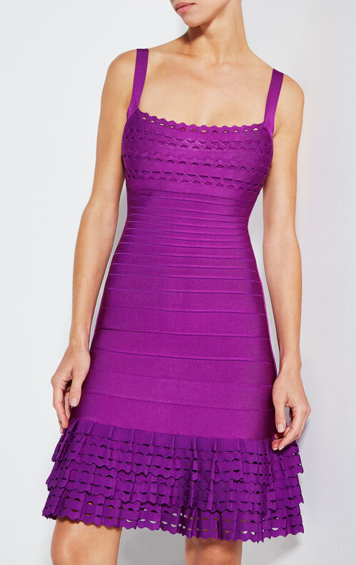 Cassidy Cutout Bandage Dress