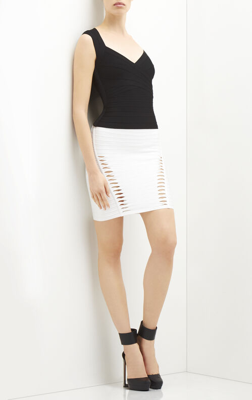 Cait Signature Essentials Bandage Top