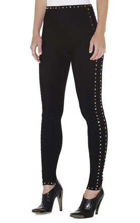 Adrien Studded-Detail Pant