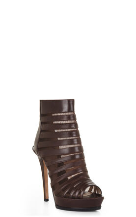 Bellona Leather Bootie