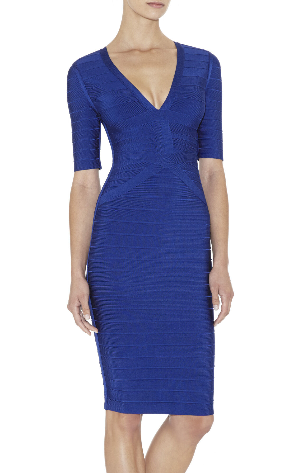 Cybil Novelty Essentials Dress
