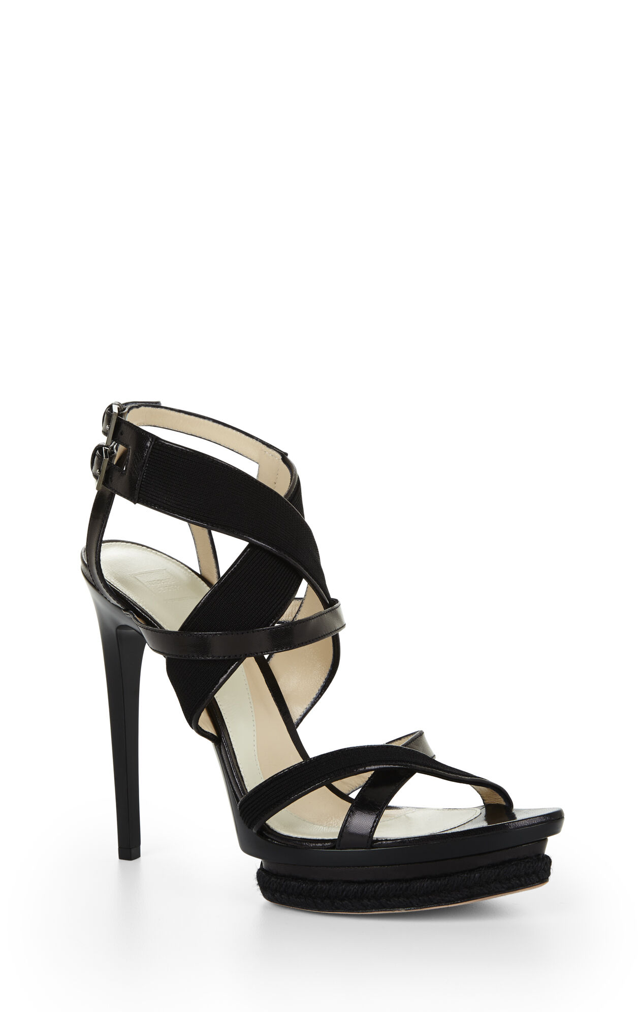 Sera High-Heel Bandage Sandal