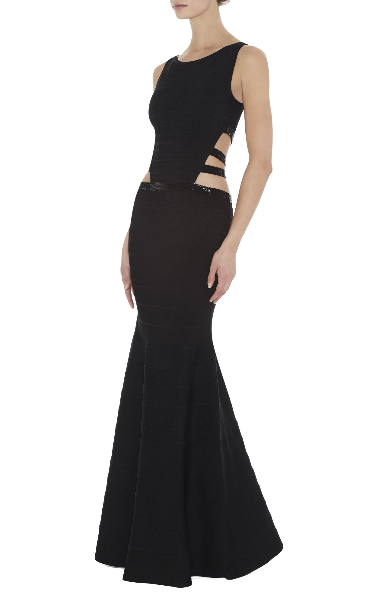 Jamari Beaded-Strapping Dresses