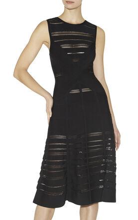 Eloise Mesh Crochet Dress