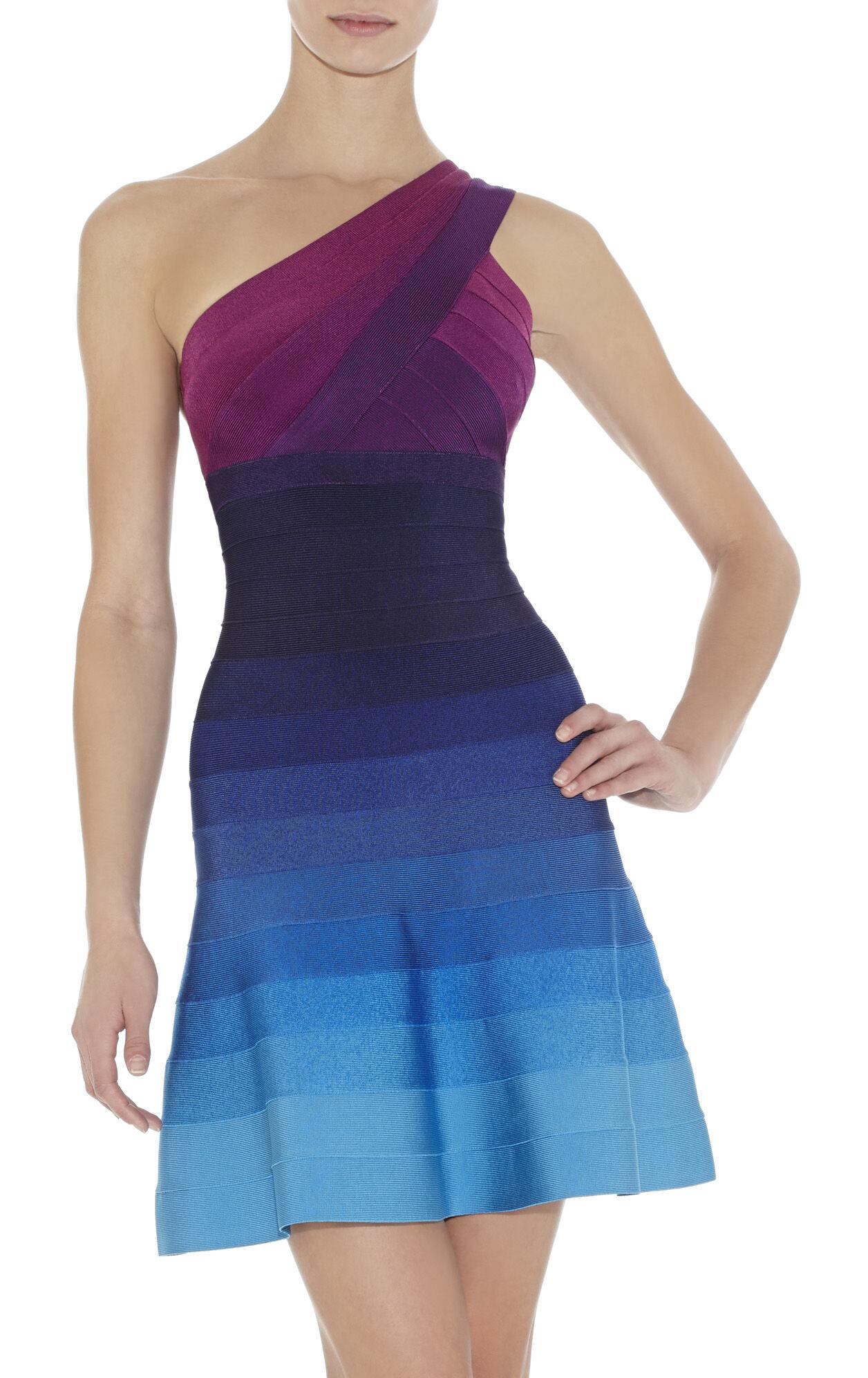 Linden Ombre Dress