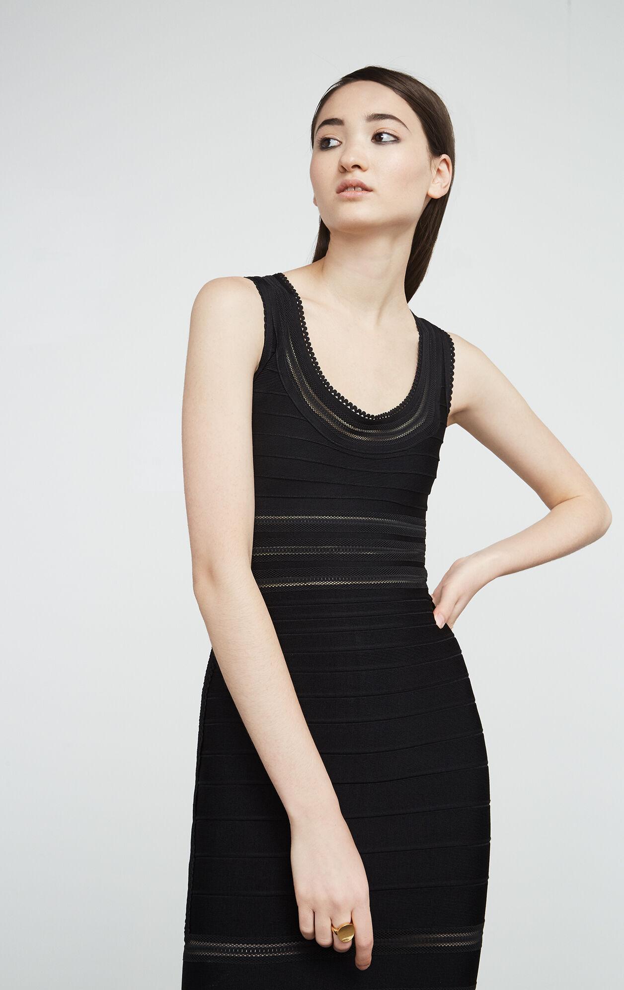 Vida Mesh Bandage Dress
