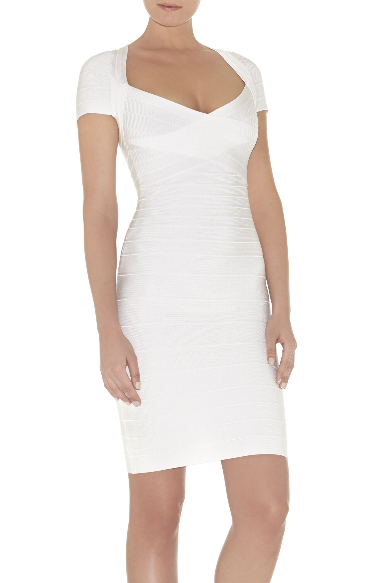 Raquel Signature Bandage Dress