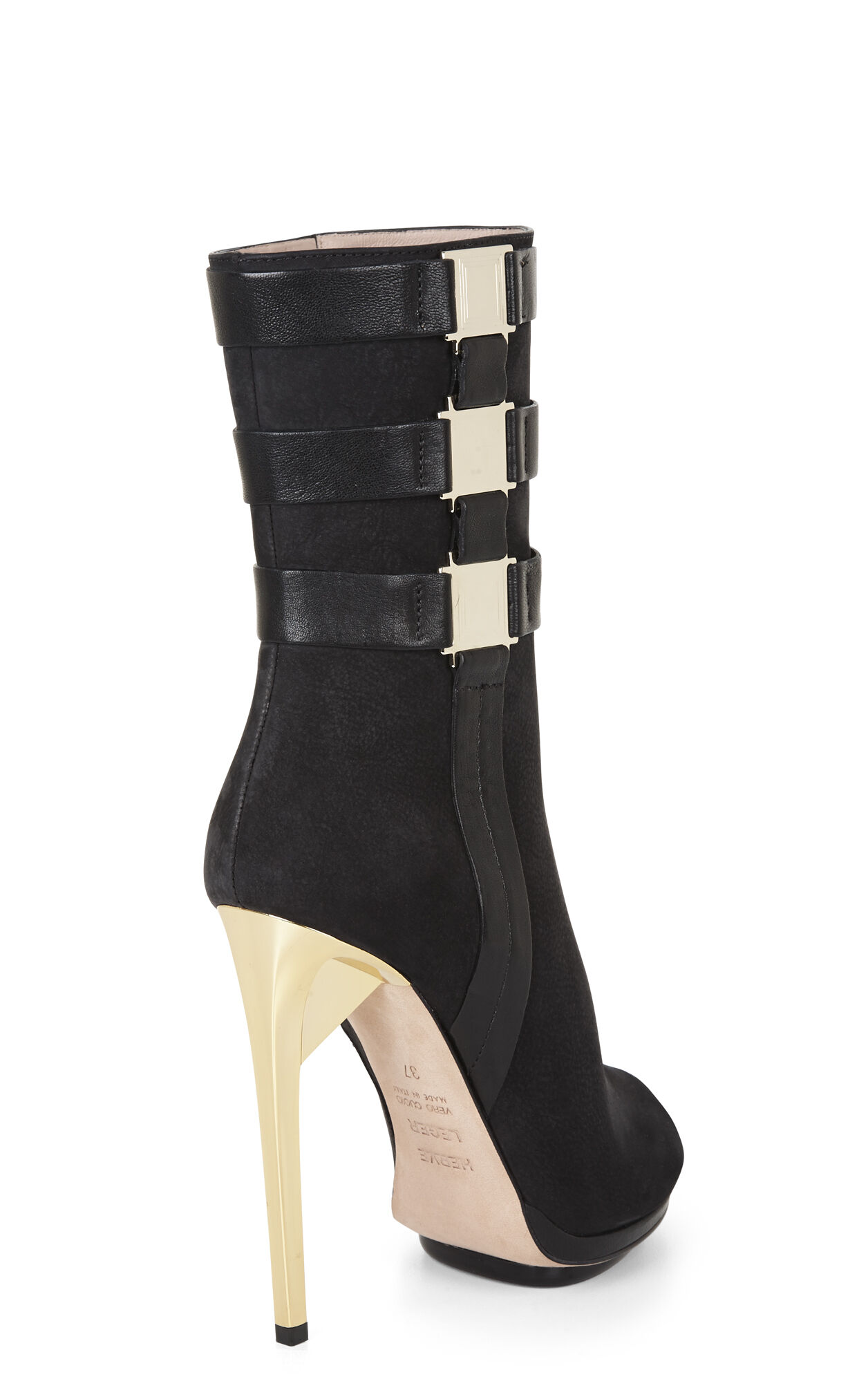 Crissy Platform Leather Boot