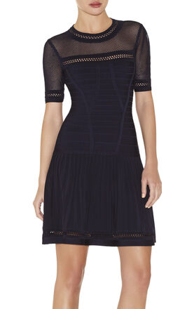 Haylynn Multistitch Dress