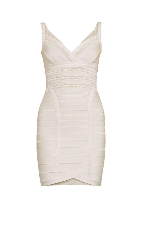 Vivien Mesh Bandage Dress