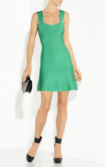 Elisha Novelty Essentials Bandage Dress
