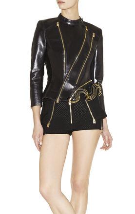 Adrijana Leather Jacket