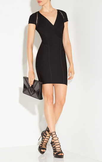 Reza Crochet Cage Stitch Dress