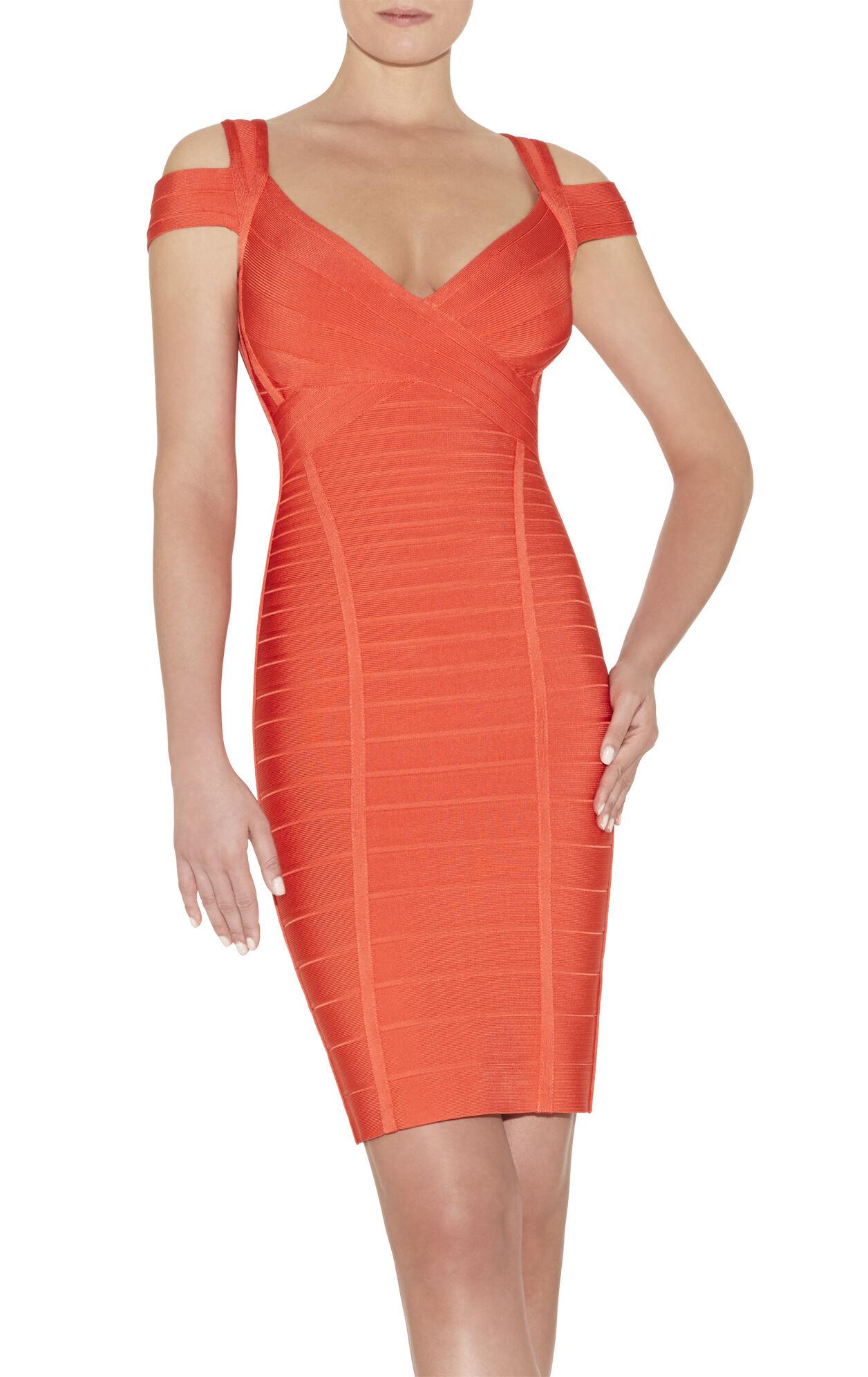 Raquel Novelty Essentials Bandage Dress