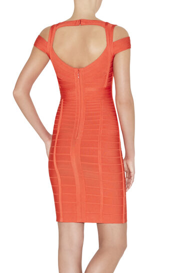 Raquel Novelty Essentials Bandage Dress
