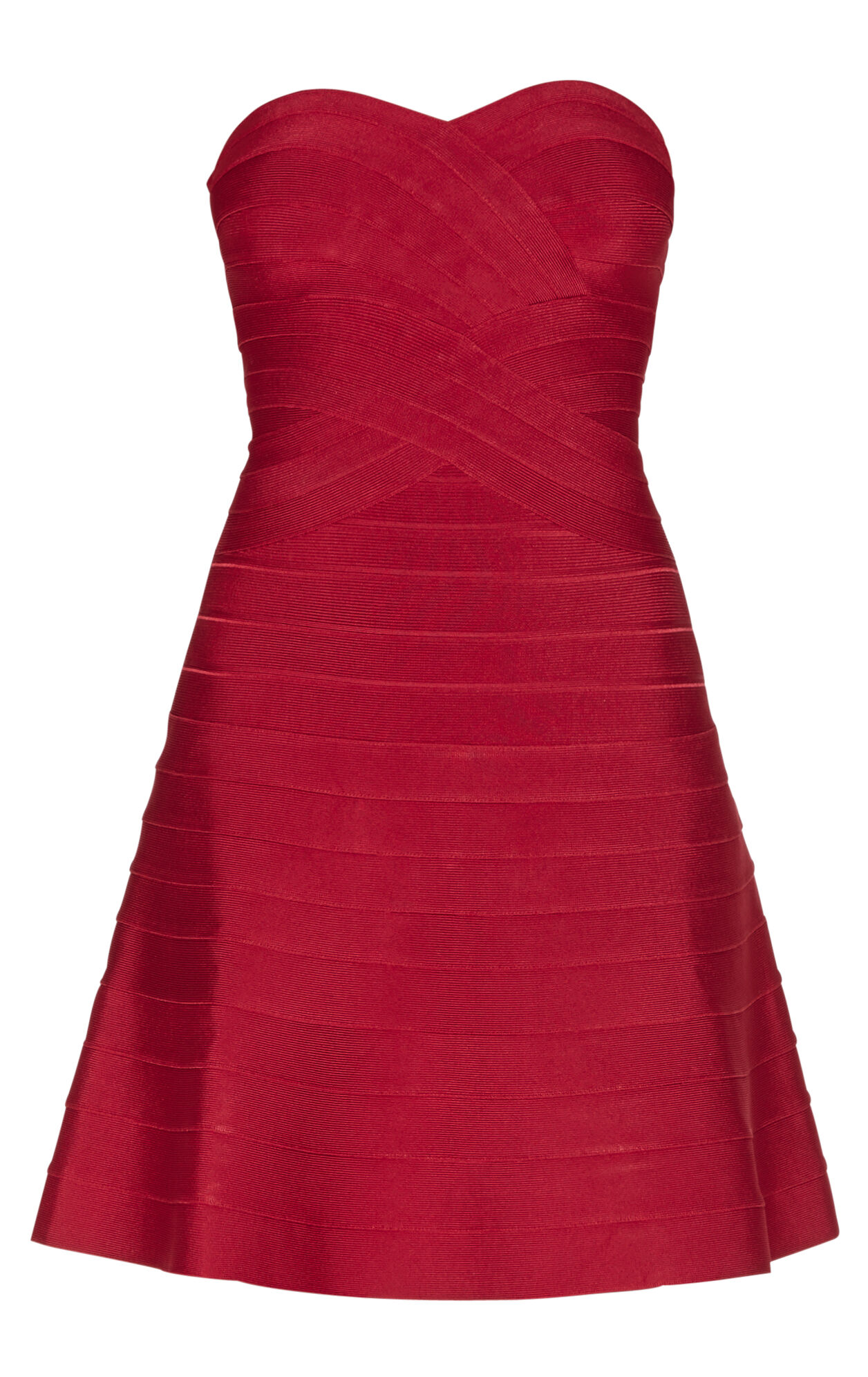 Autumn Novelty Essentials Bandage Dress
