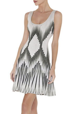Peyton Ombre Bandage Dress