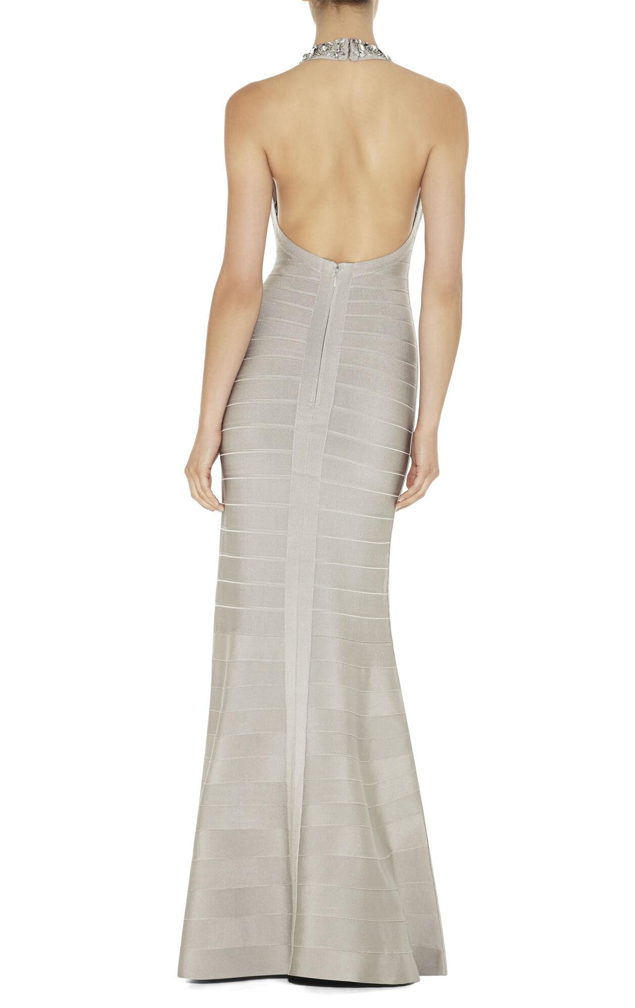 Geena Beaded Gown