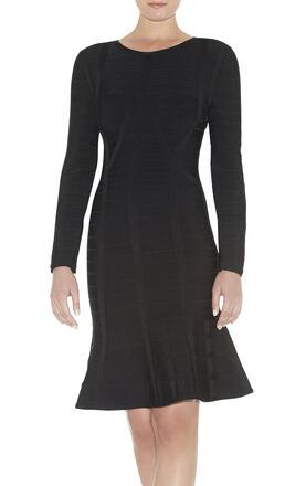 Barbara Novelty Essential Bandage Dress