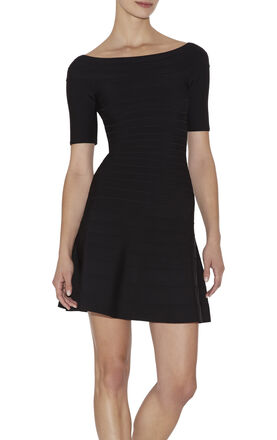 Liza Signature Essentials A-Line Dress