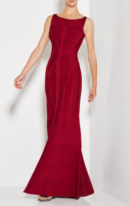 Sasha Novelty Essentials Gown