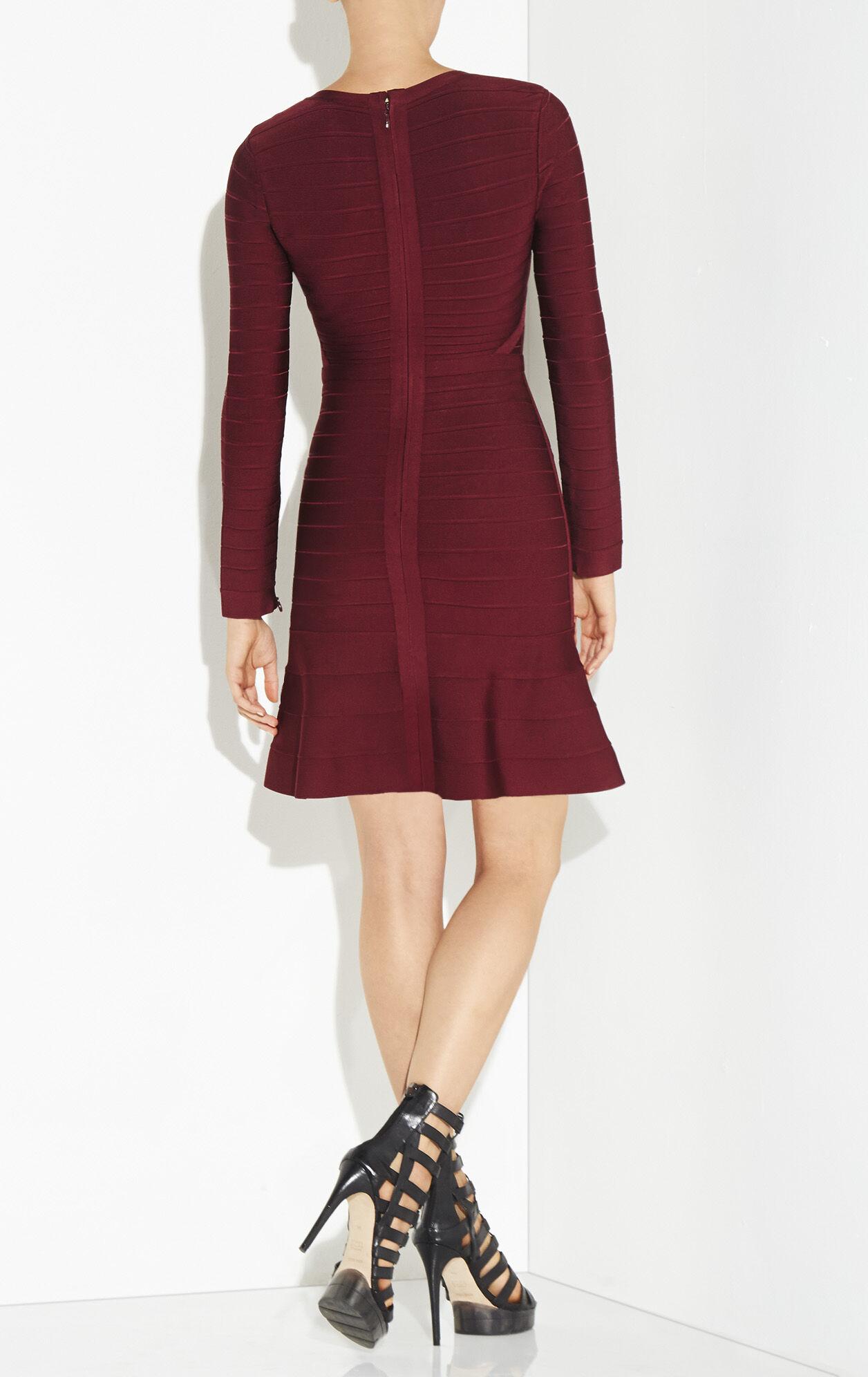 Rita Signature Essentials Flounce Dress