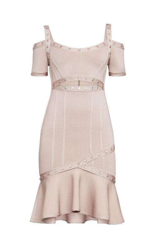 Auriele Snap Dress