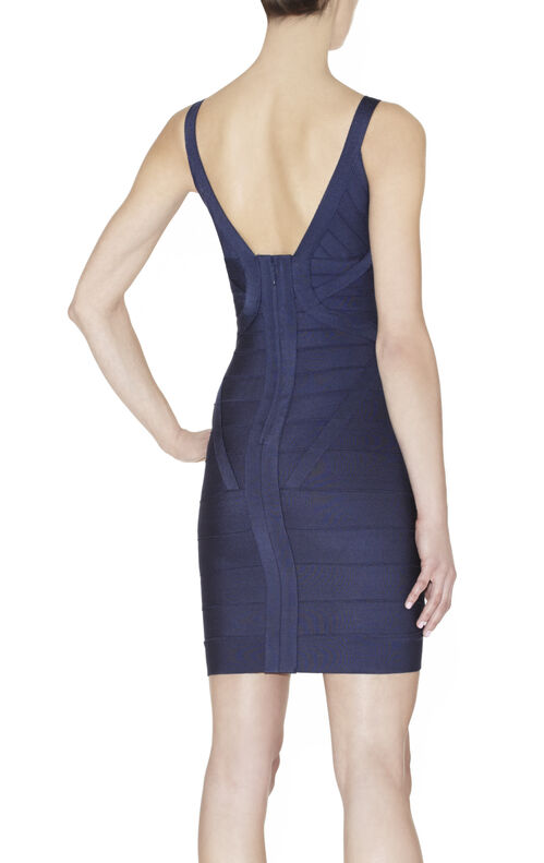 ARI ESSENTIAL BANDAGE DRESS