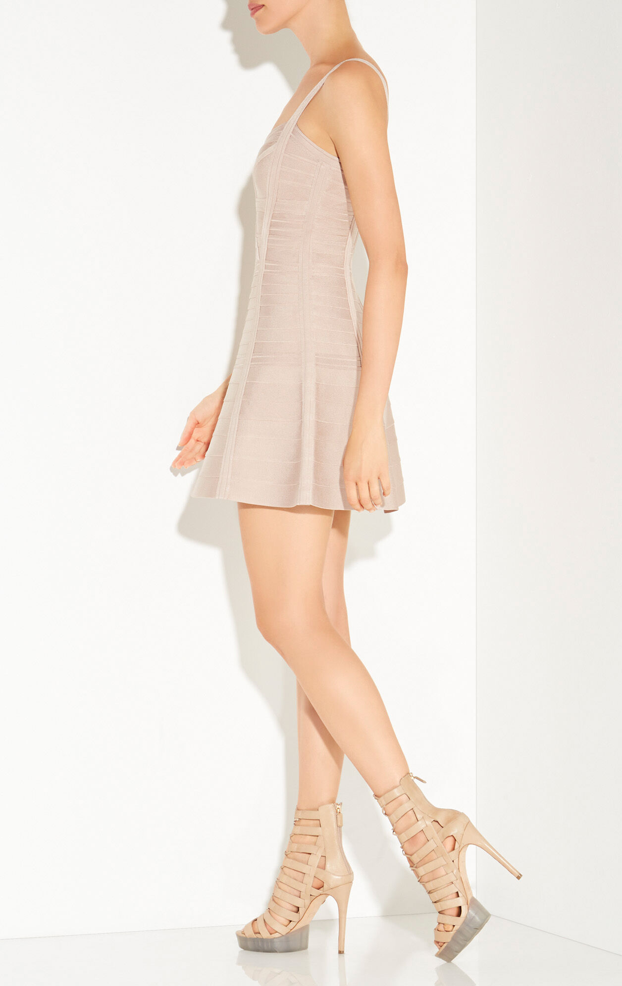 Thea Caging Detail Dress