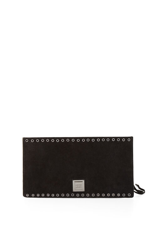 Giselle Knotted Envelope Clutch