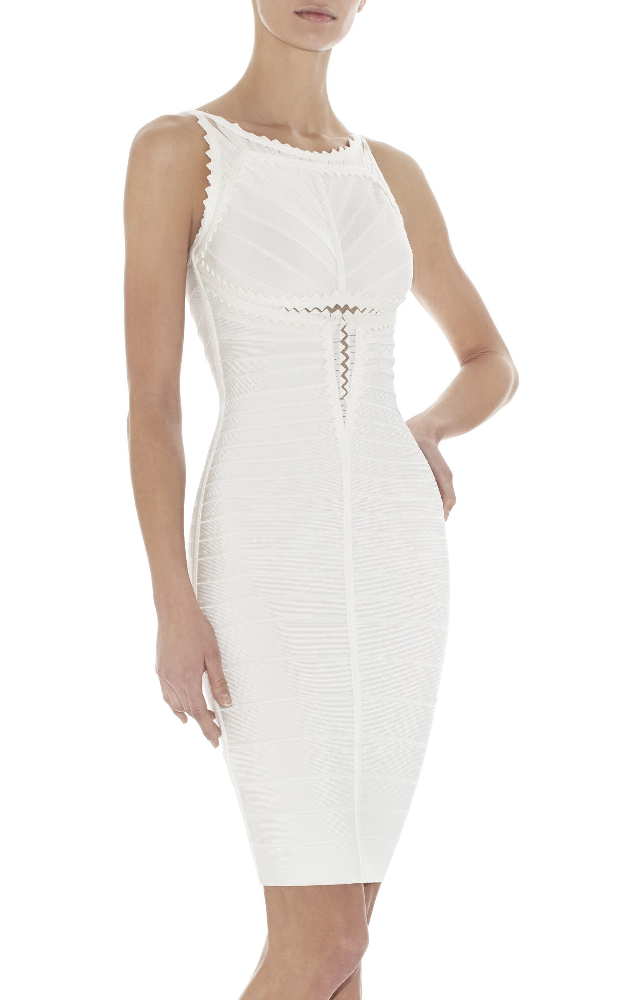 Brookelle Embellished Hand-Crafted Dress
