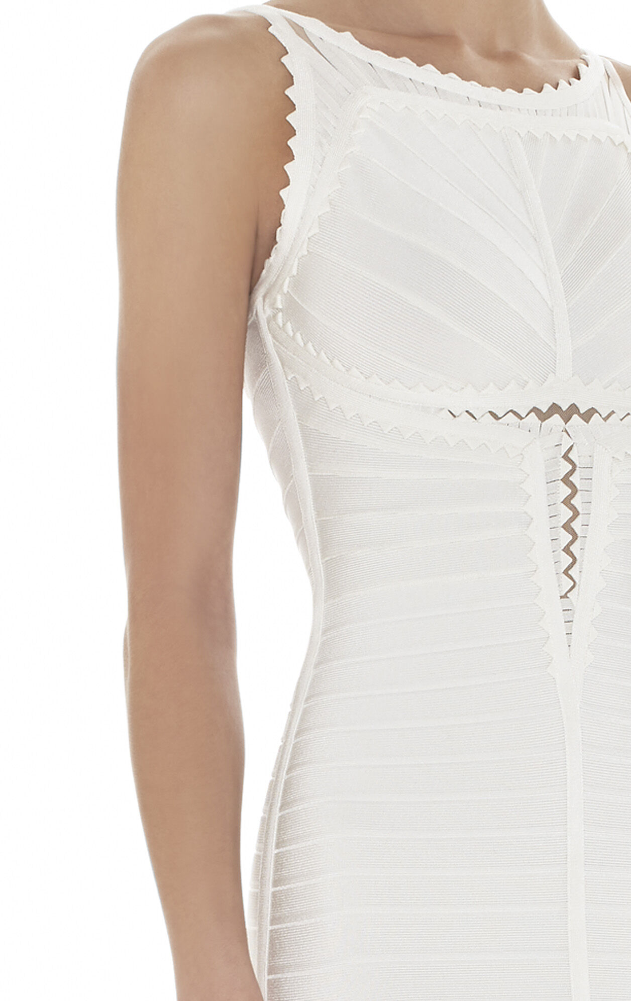 Brookelle Embellished Hand-Crafted Dress