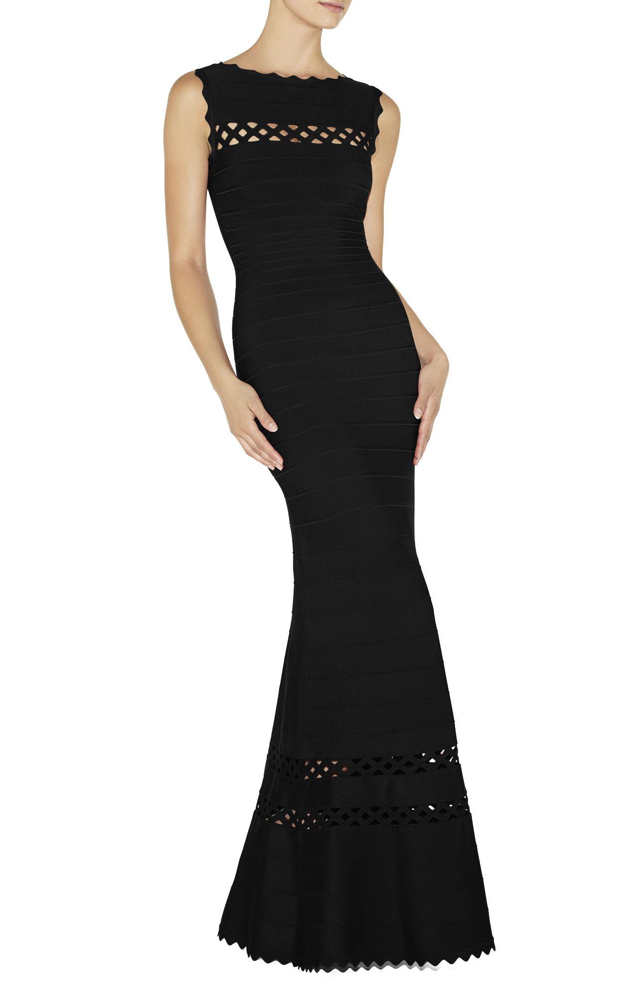Nathalie Bandage Gown