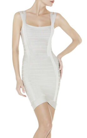 Velma Signature Bandage Dress